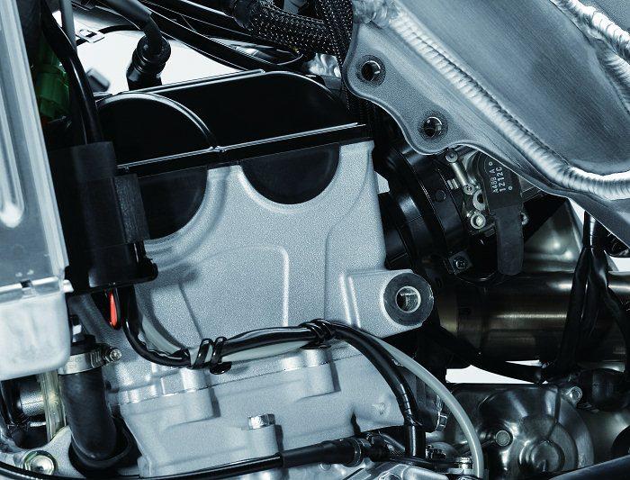 Kawasaki KX 250 F 2013 - 9