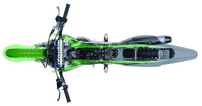 Kawasaki KX 250 F 2013 - 17