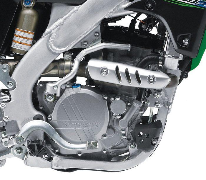 Kawasaki KX 250 F 2013 - 13