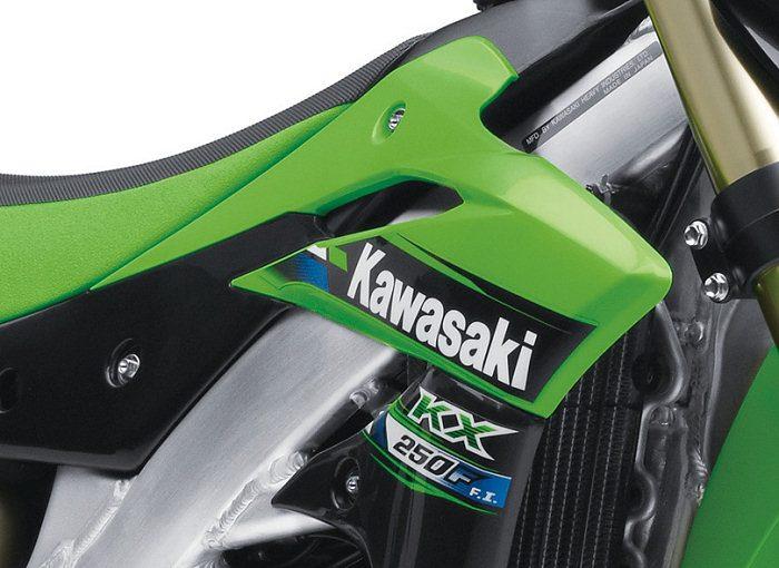 Kawasaki KX 250 F 2013 - 1