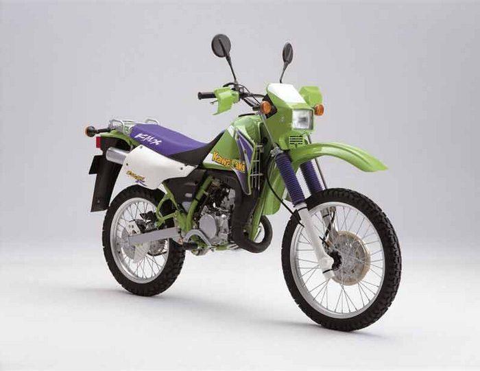 Kawasaki KMX 125 1986 - 3