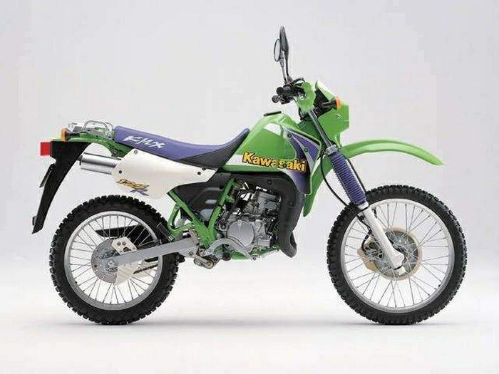 Kawasaki KMX 125 1986 - 5