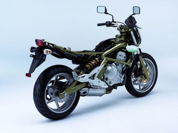kawasaki er 6n 650 2006 galerie moto motoplanete. Black Bedroom Furniture Sets. Home Design Ideas