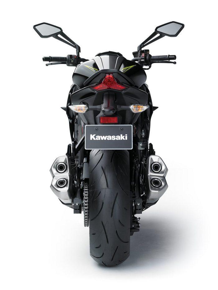 Kawasaki Z 1000 R 2017 - Galerie moto - MOTOPLANETE