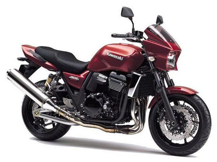 Kawasaki ZRX 1200 DAEG 2009 - 15