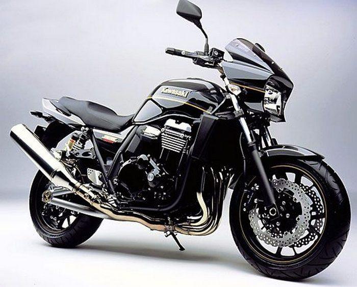 Kawasaki ZRX 1200 DAEG 2009 - 4