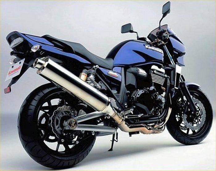 Kawasaki ZRX 1200 DAEG 2009 - 2