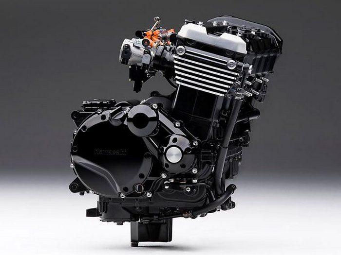 Kawasaki ZRX 1200 DAEG 2009 - 14