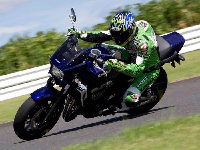 Kawasaki ZRX 1200 DAEG 2009 - 17