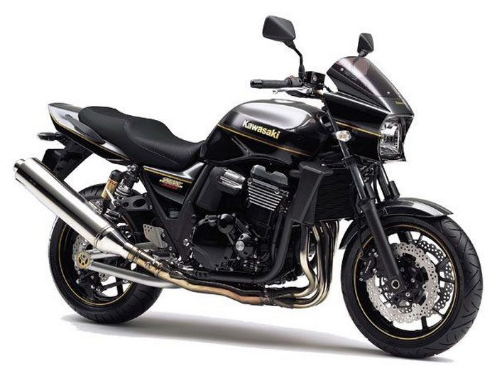 Kawasaki ZRX 1200 DAEG 2009 - 13