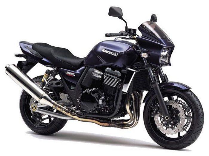 Kawasaki ZRX 1200 DAEG 2009 - 11