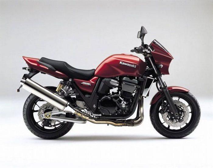 Kawasaki ZRX 1200 DAEG 2009 - 1