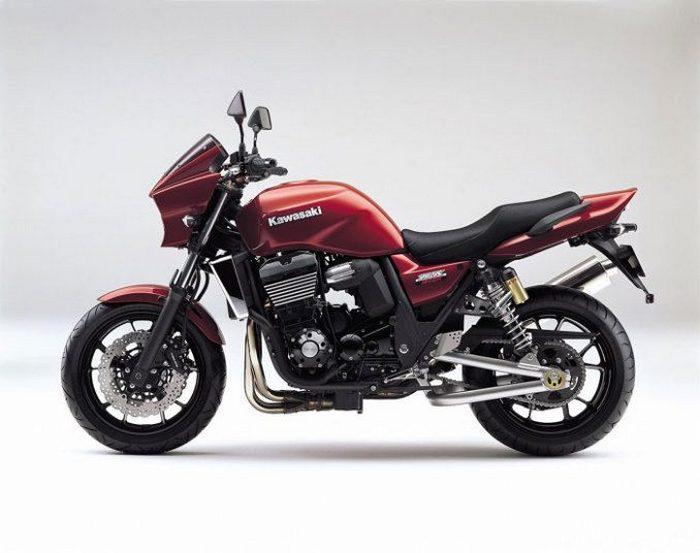 Kawasaki ZRX 1200 DAEG 2009 - 6
