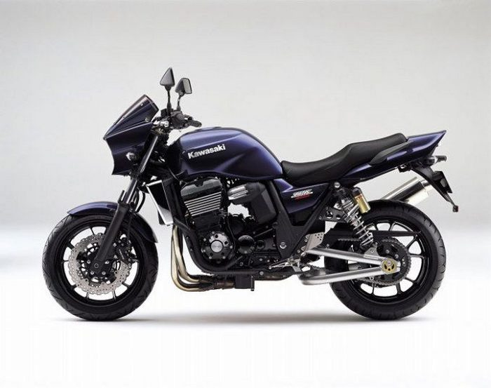 Kawasaki ZRX 1200 DAEG 2009 - 10