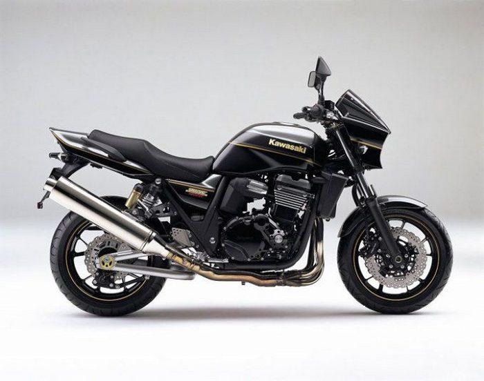 Kawasaki ZRX 1200 DAEG 2009 - 18