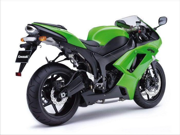 Kawasaki ZX-6RR 600 2007 - 21