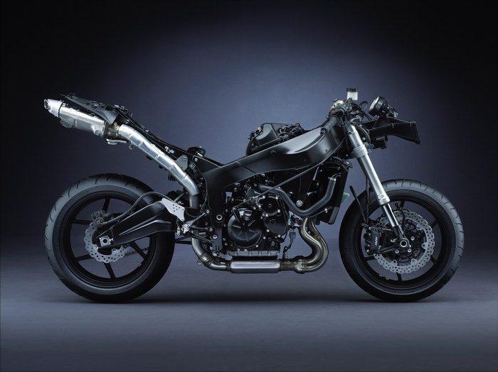 Kawasaki ZX-6RR 600 2007 - 32