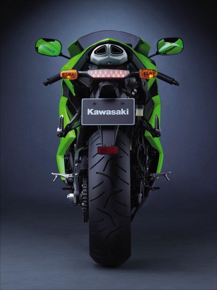 Kawasaki ZX-6RR 600 2007 - 34