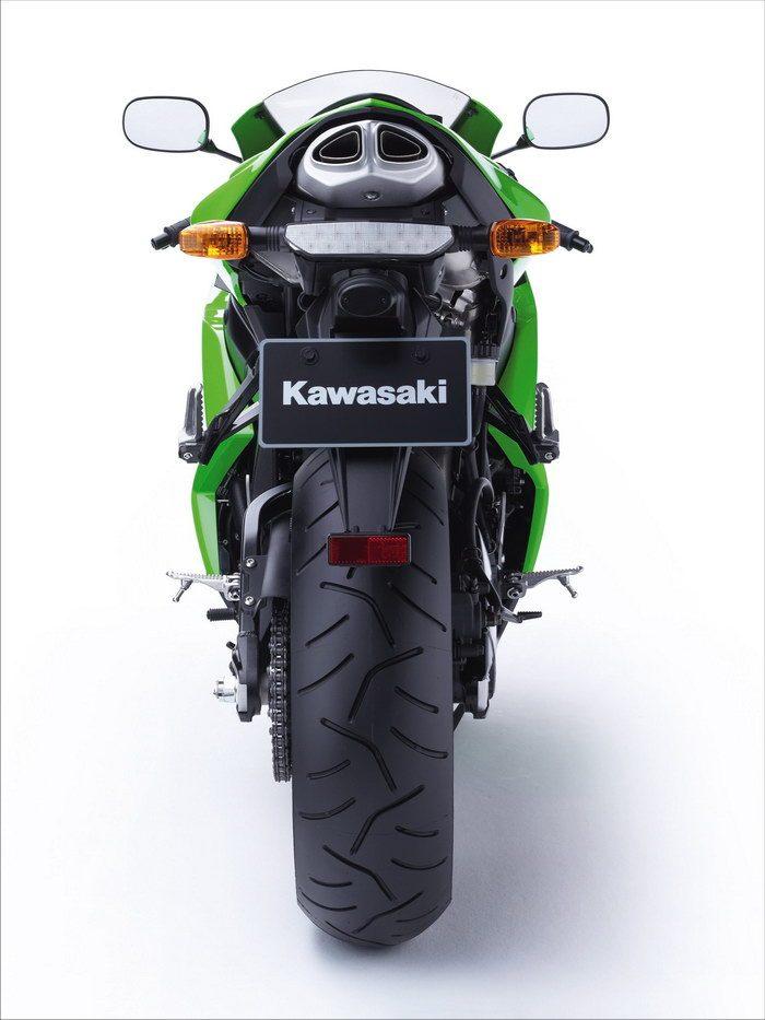 Kawasaki ZX-6RR 600 2007 - 16