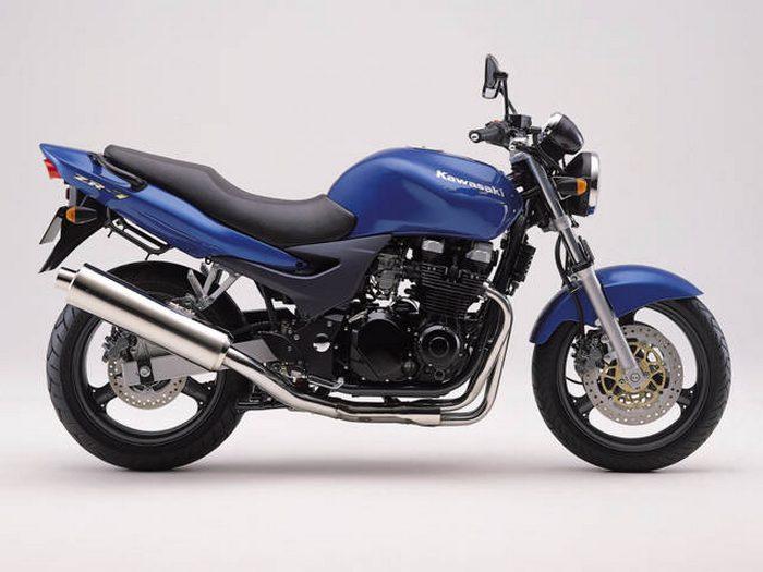 Kawasaki ZR-7 750 cm³ 2004 - Tuusula - Moottoripyörä - Nettimoto