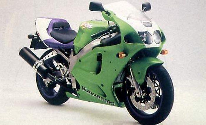Kawasaki 750 ZX-7 RR  1996 - 1