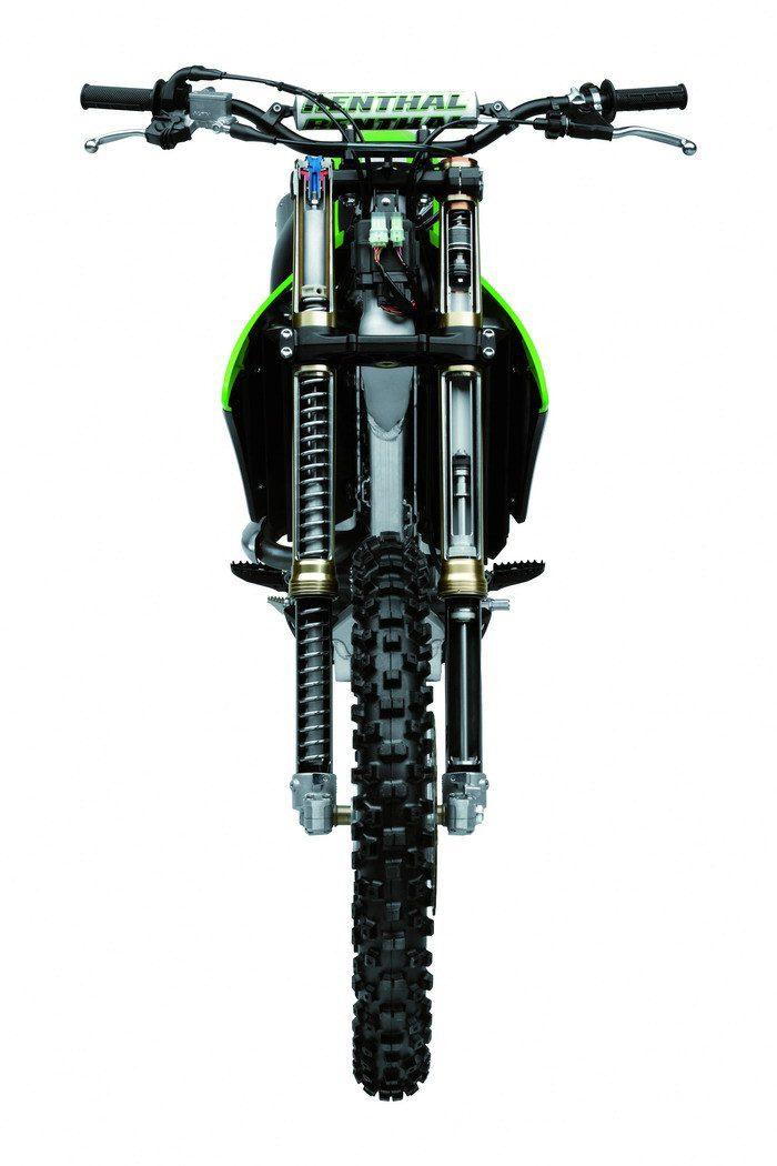 Kawasaki KX 250 F 2012 - 4