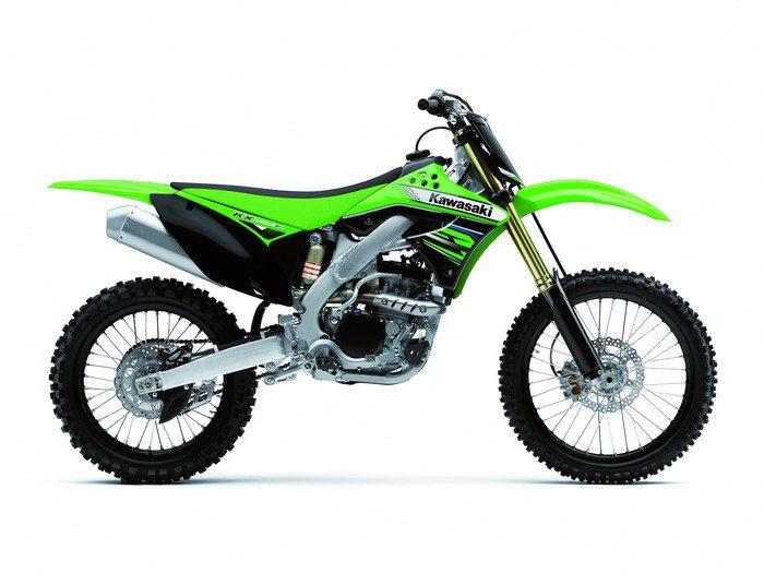 Kawasaki KX 250 F 2012 - 12