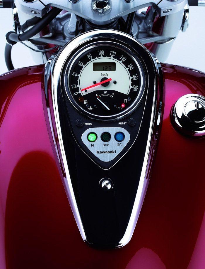 Kawasaki VN 900 Classic 2009 - 15