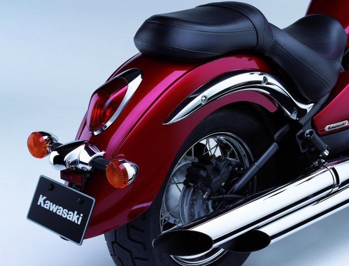 Kawasaki VN 900 Classic 2009 - 16