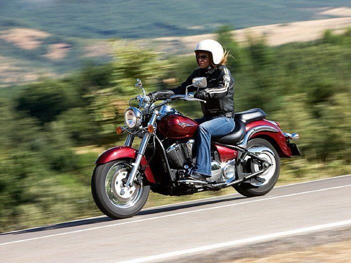 Kawasaki VN 900 Classic 2009 - 25