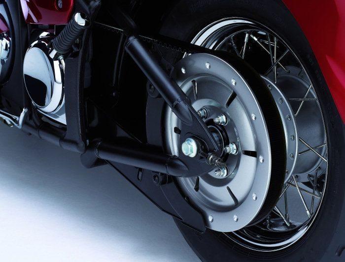 Kawasaki VN 900 Classic 2009 - 8