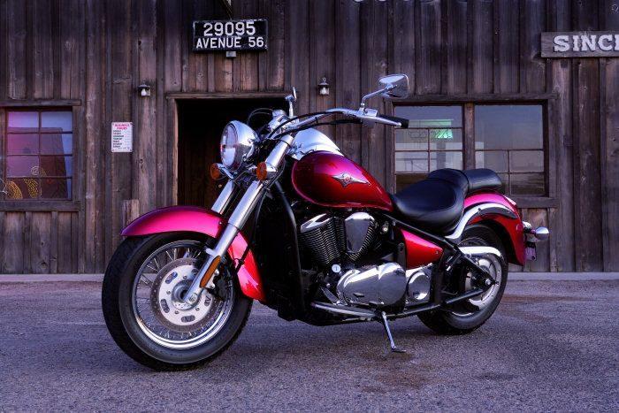 Kawasaki VN 900 Classic 2009 - 9