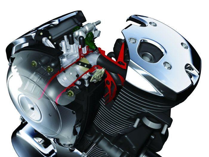 Kawasaki VN 900 Classic 2009 - 12