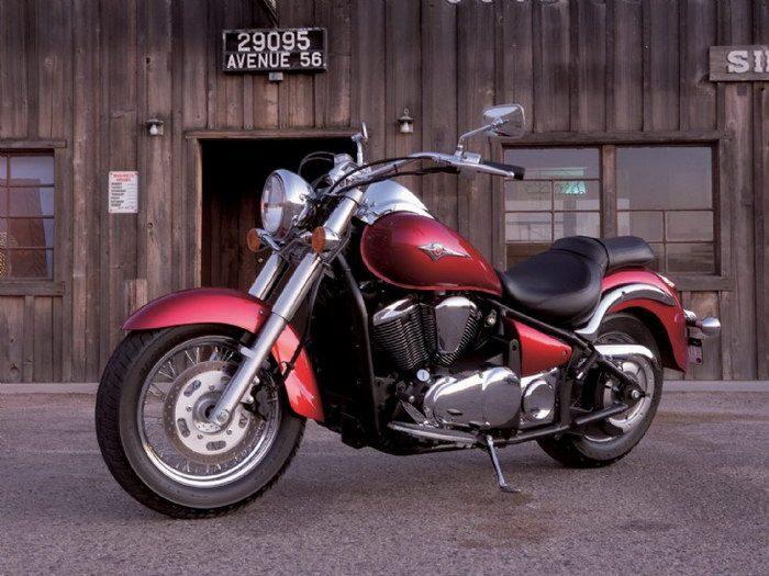 Kawasaki VN 900 Classic 2009 - 36