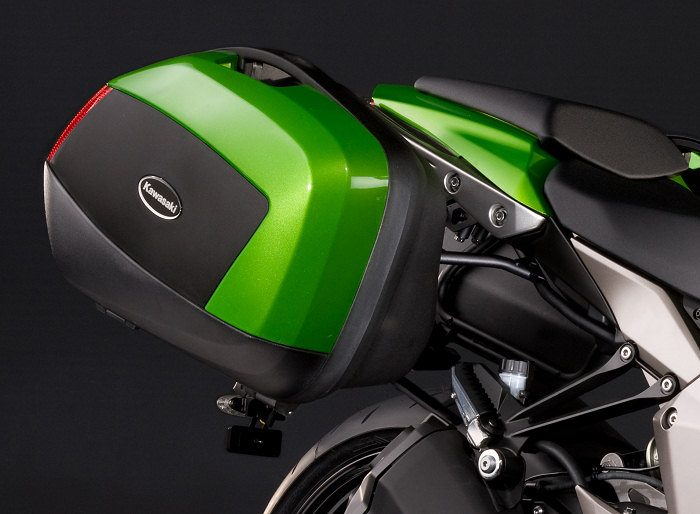 Kawasaki Z 1000 SX Tourer 2011 - 1