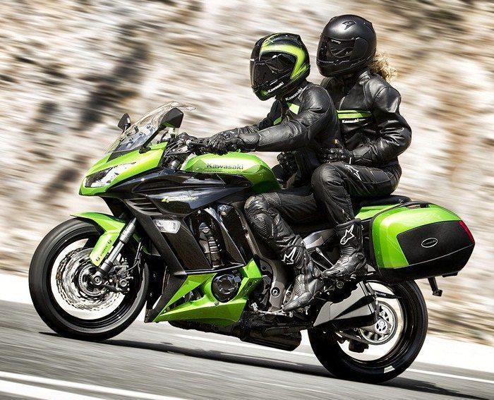 Kawasaki Z 1000 SX Tourer 2011 - 11