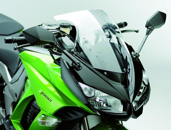 Kawasaki Z 1000 SX Tourer 2011 - 2