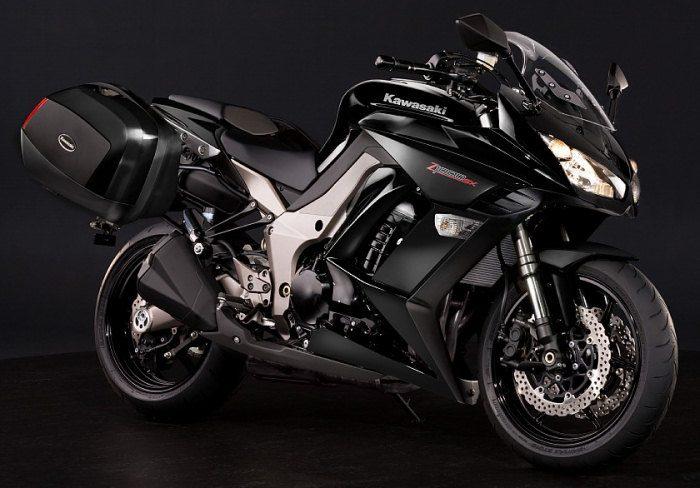 Kawasaki Z 1000 SX Tourer 2011 - 4
