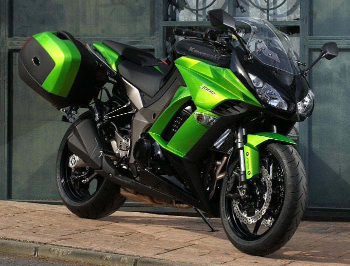Kawasaki Z 1000 SX Tourer 2011 - 6