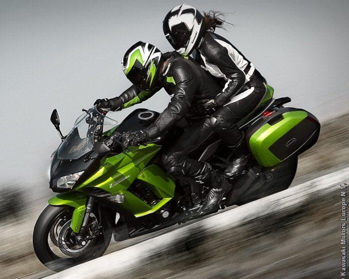 Kawasaki Z 1000 SX Tourer 2011 - 8