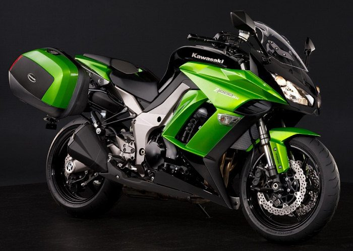 Kawasaki Z 1000 SX Tourer 2011 - 9
