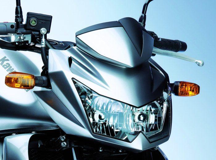 Kawasaki Z 750 2011 - 12