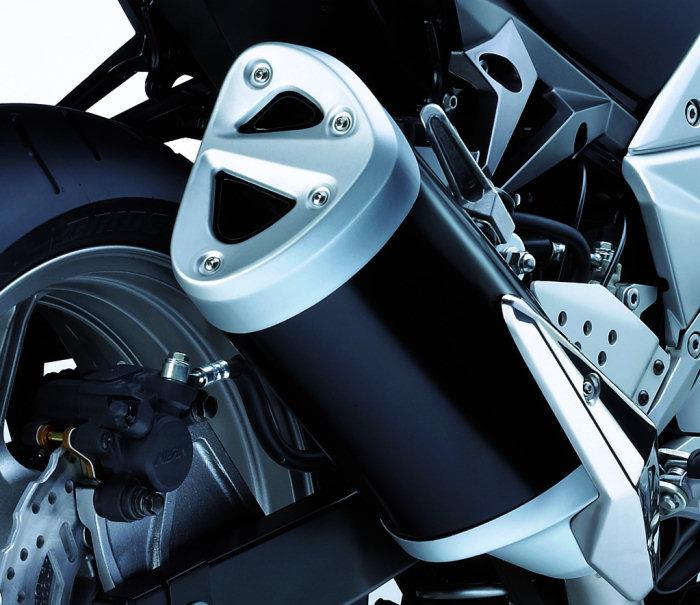 Kawasaki Z 750 2011 - 13