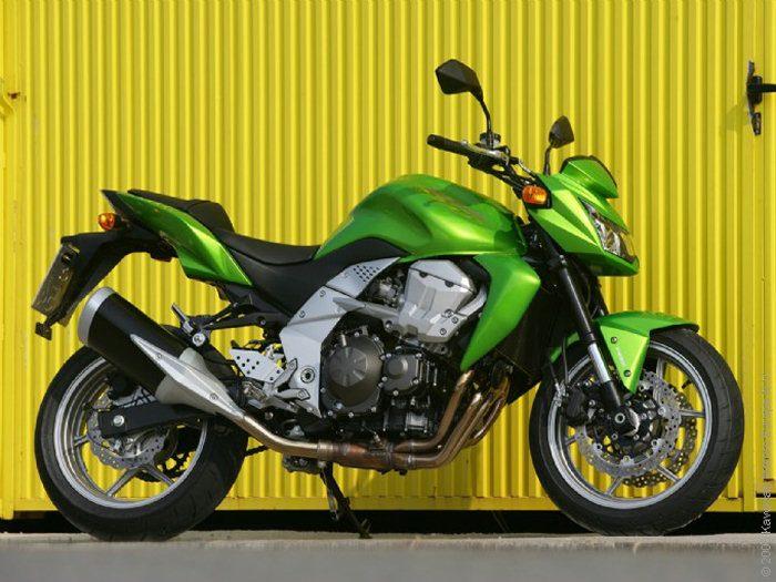 Kawasaki Z 750 2011 - 14
