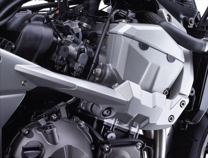 Kawasaki Z 750 2011 - 48