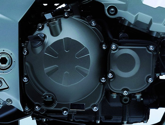 Kawasaki Z 750 2011 - 7