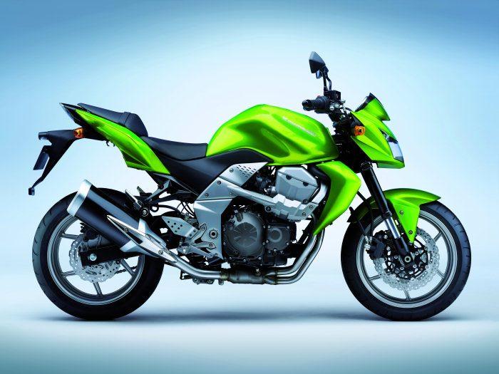 Kawasaki Z 750 2009 - 10