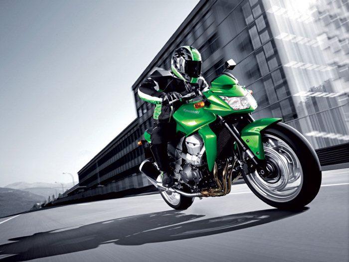 Kawasaki Z 750 2011 - 2