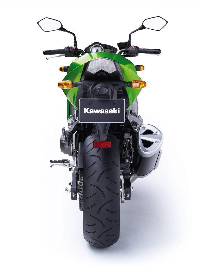 Kawasaki Z 750 2009 - 23