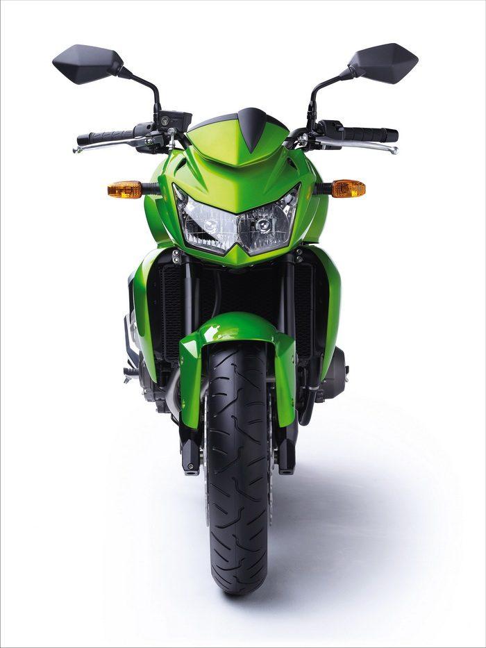 Kawasaki Z 750 2009 - 24
